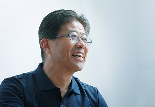 代表取締役 今野浩好氏