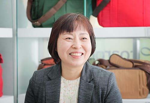 代表取締役 池成姫氏