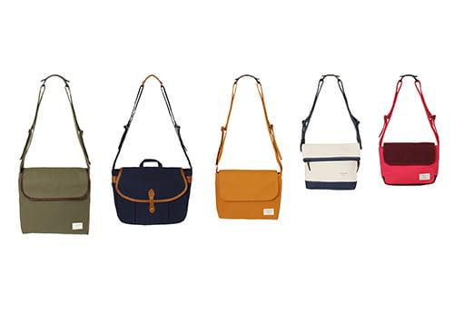 バッグ用の「コアルーベルト」の商品化を決意し起業